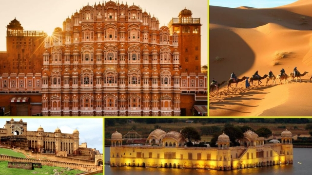प्री-वेडिंग शूट के लिए जयपुर में लुकेशन