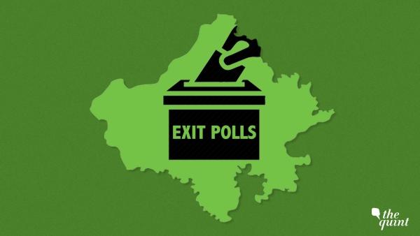राजस्थान का Exit Poll