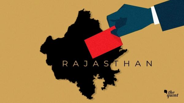 राजस्थान में मतदान