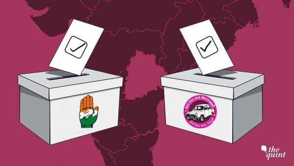 टीआरएस ने कांग्रेस के जातीय गणित को ध्वस्त किया था लेकिन अब कांग्रेस ने पलटवार किया है