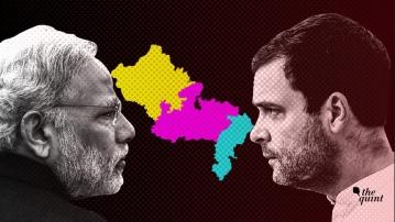 राजस्थान,CG में कांग्रेस को मौका, MP में कांटे की टक्कर