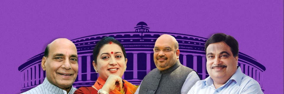 Cabinet Ministers Of India 2019 Pdf