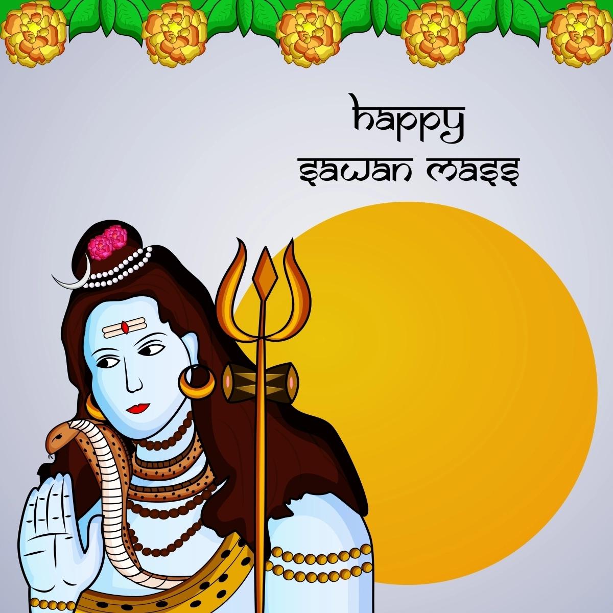 Sawan Somvar 2019 Wishes in Hindi: Happy Sawan Ka Pehla