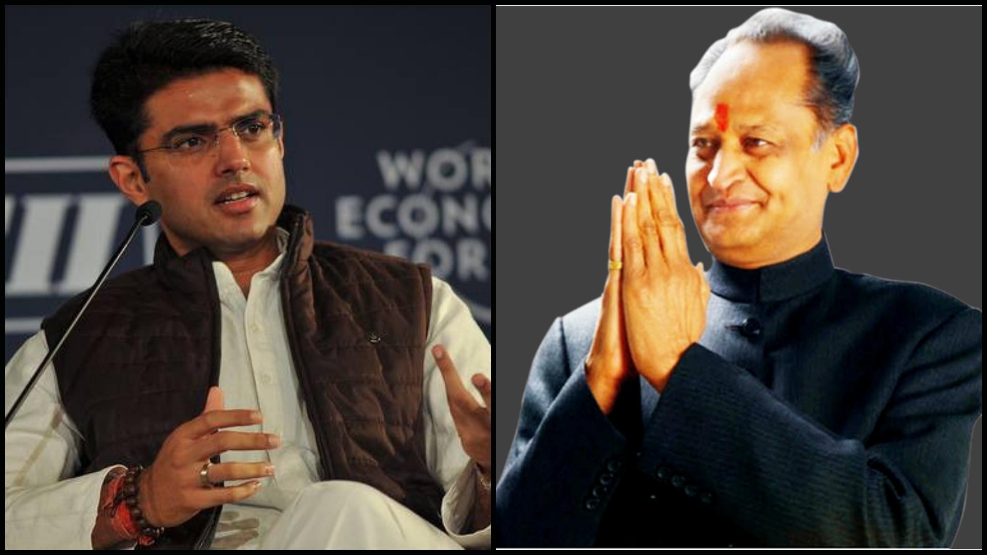 गहलोत और पायलट दोनों लड़ेंगे चुनाव लेकिन कौन होगा CM कैंडिडेट?