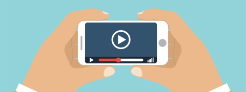 Create videos, captivate readers