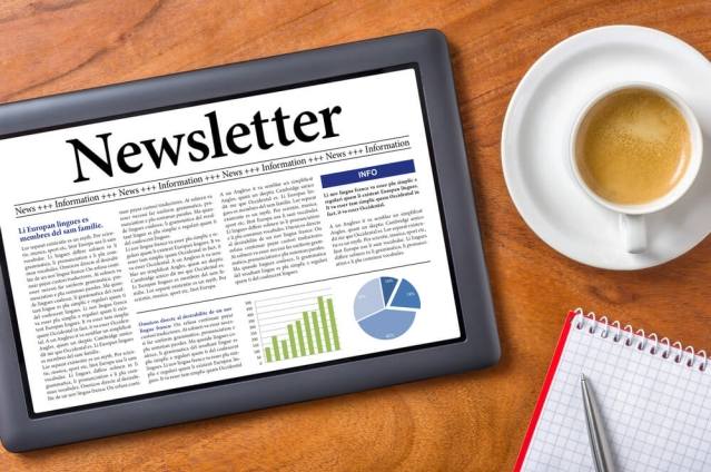 Strategize your newsletter before making it live to your readers