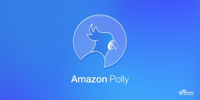Amazon Polly: Resurrection of the Radio Star