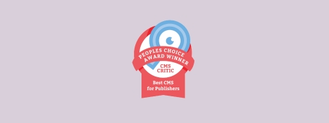 Best CMS for Publishers awarded to Quintype