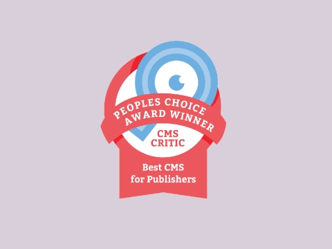 Quintype wins the title 'Best CMS for Publishers' at 2018 CMS Critic Awards