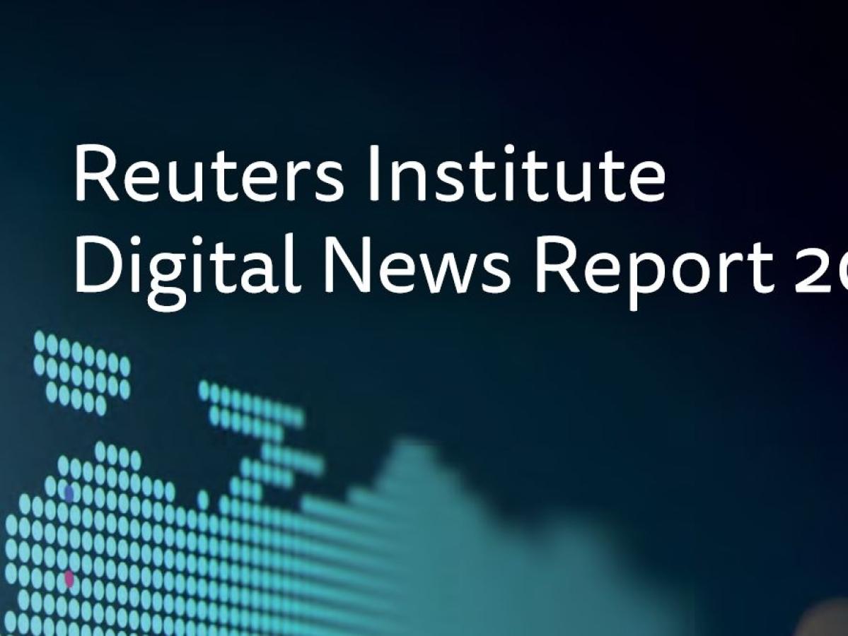 Digital News Report 2019 - Key Highlights