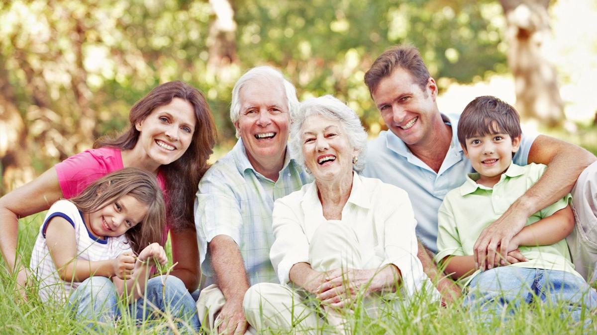 संयुक्त परिवार का प्यार