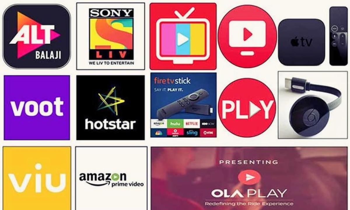2023 तक भारत में होंगे 500 मिलियन से अधिक ऑनलाइन वीडियो ग्राहक