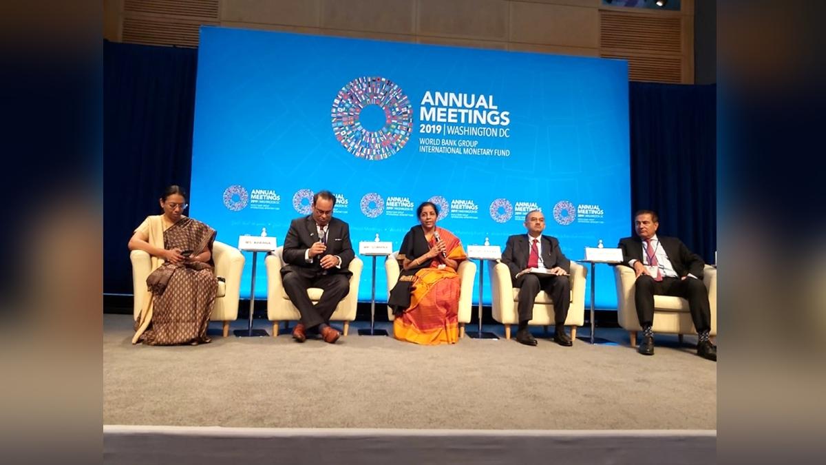 IMF Annual Meeting