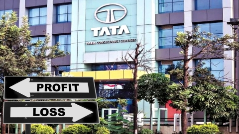 TCS Quarterly Result