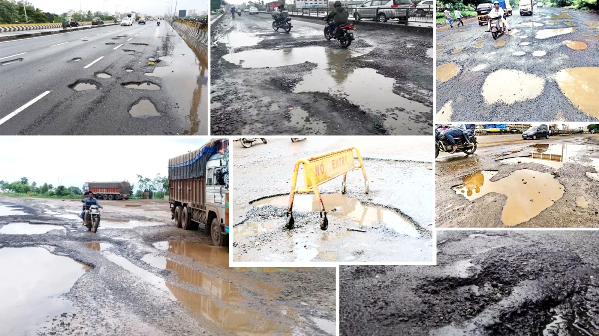 Bhopal Road Condition