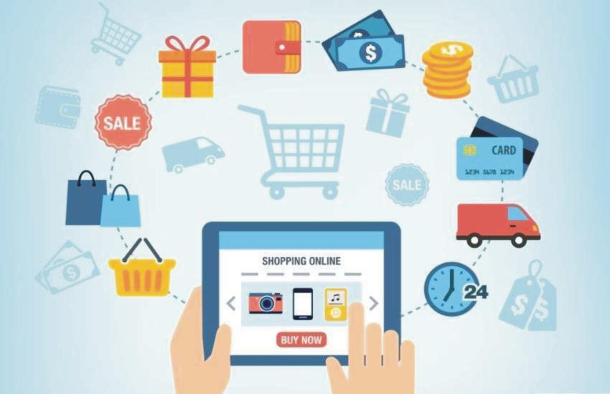 बुरहानपुरः ऑनलाइन शॉपिग ने बाजारों पर डाला मंदी का असर