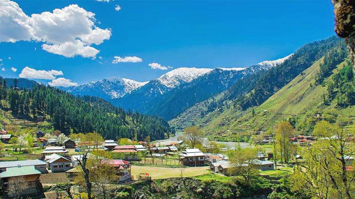 नए कश्मीर का सपना साकार