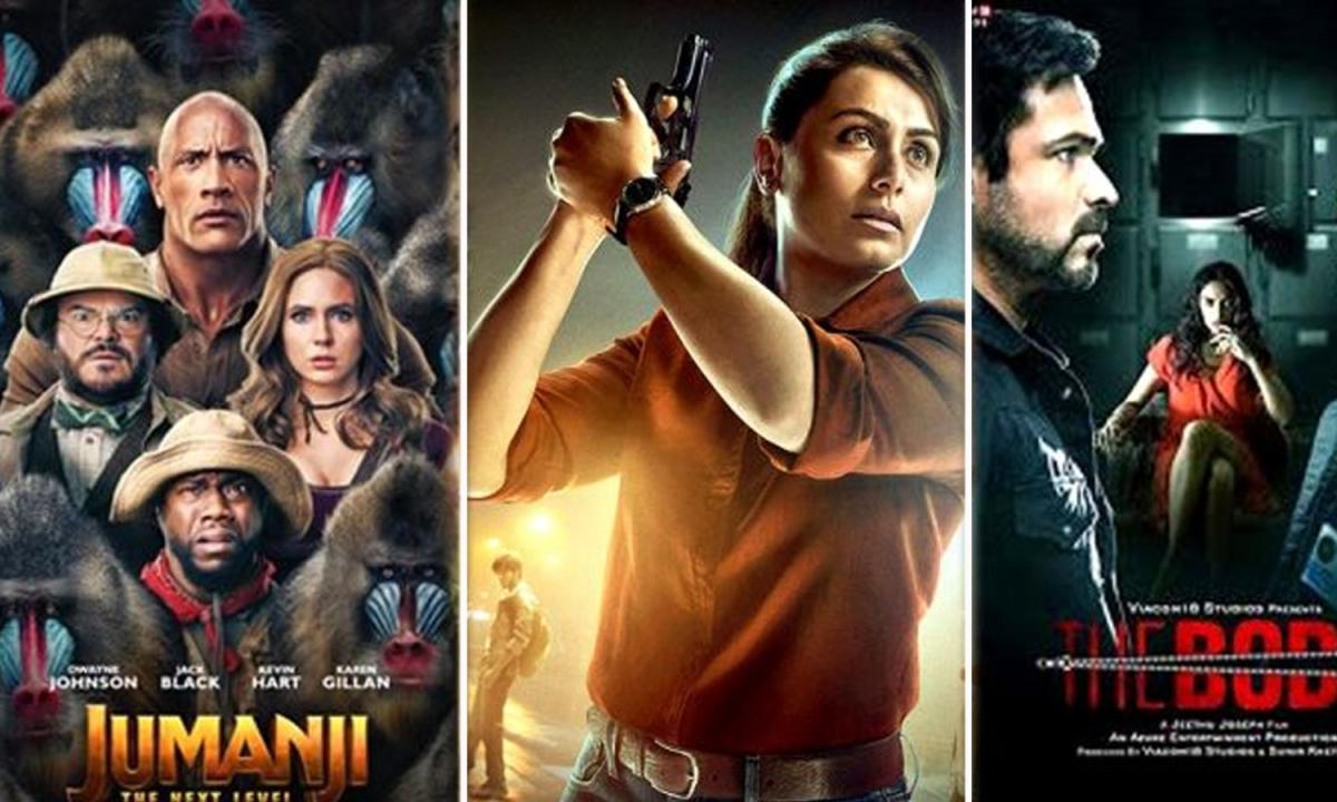 फिल्म 'जुमांजी' के सामने नहीं चला मर्दानी 2 और द बॉडी का जादू