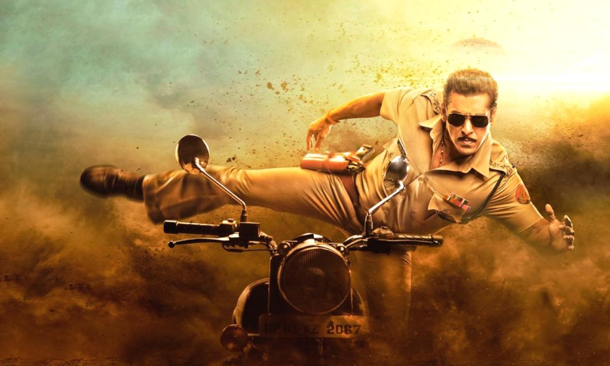 सलमान खान की फिल्म दबंग 3' रिलीज, ट्रेंड हो रहा है #Dabangg3Day