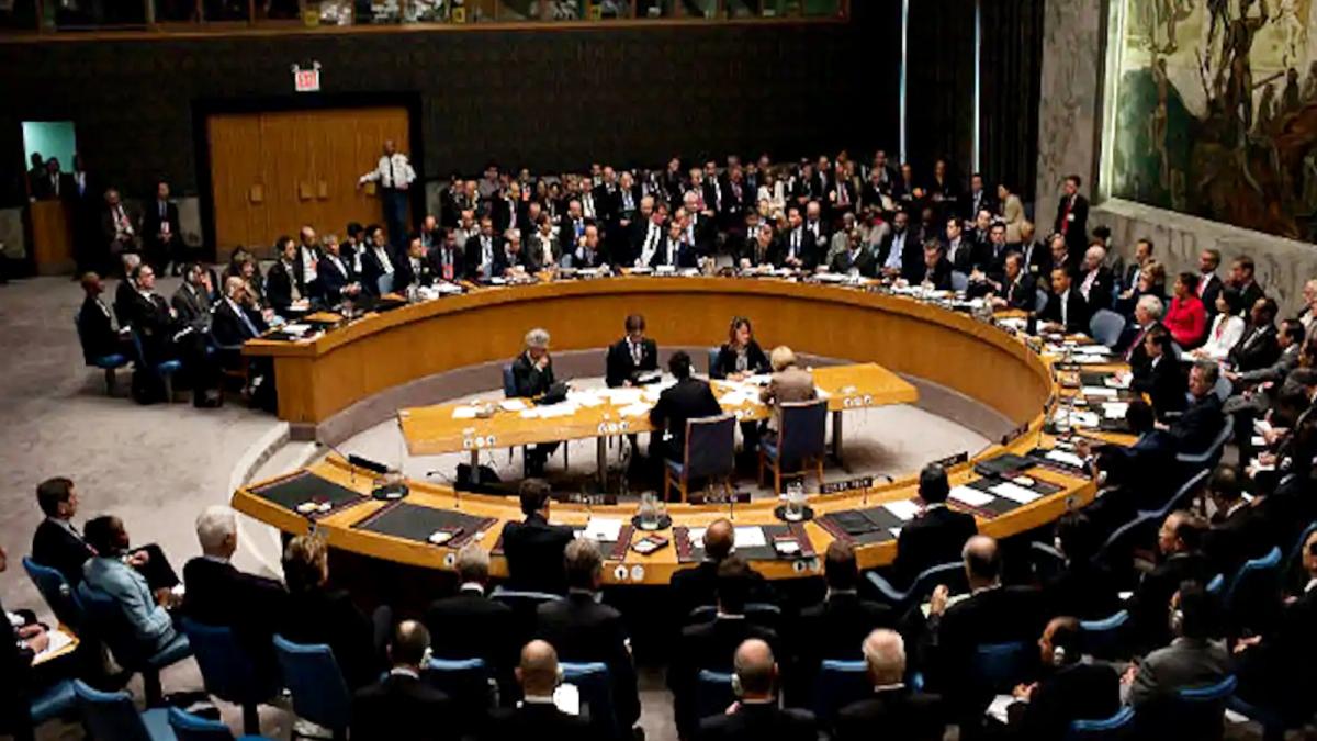 UNSC बैठक में फिसला पाक, चीन के अलावा किसी का समर्थन नहीं