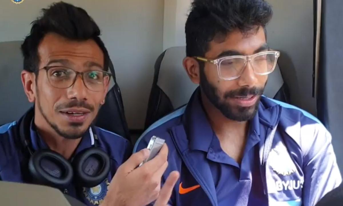 भारतीय टीम को सता रही धोनी की याद, चहल ने बताई राज की बात