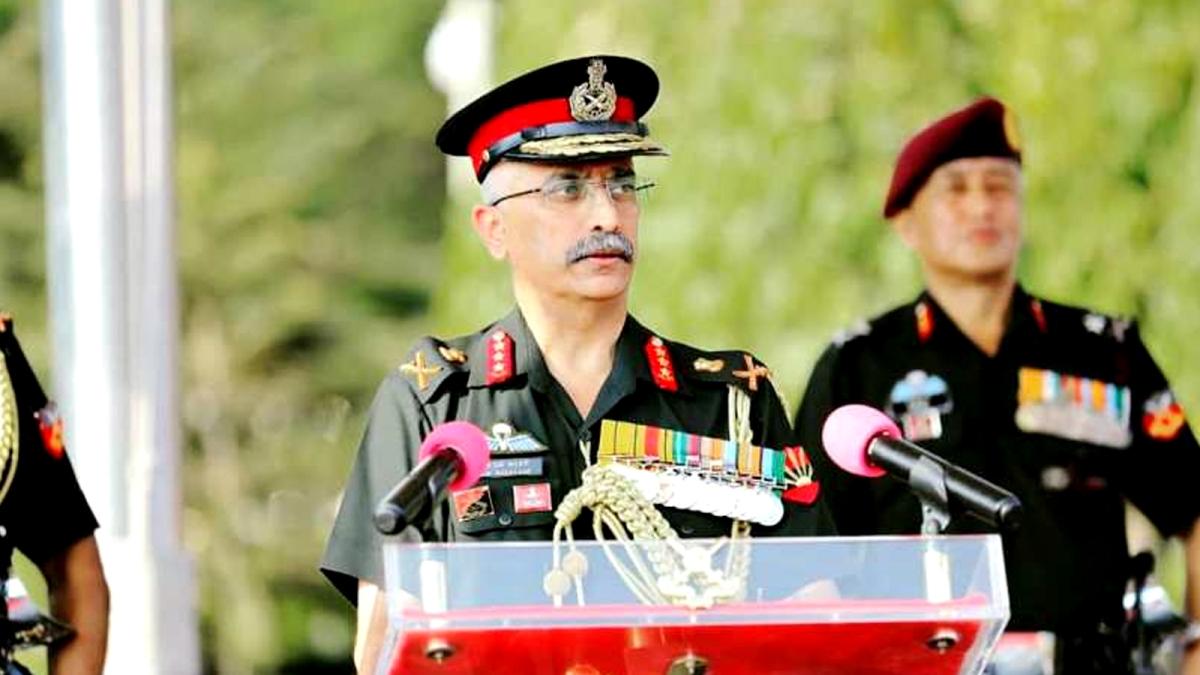 सेना दिवस के विशेष मौके पर नए सेना प्रमुख की पाक को चेतावनी