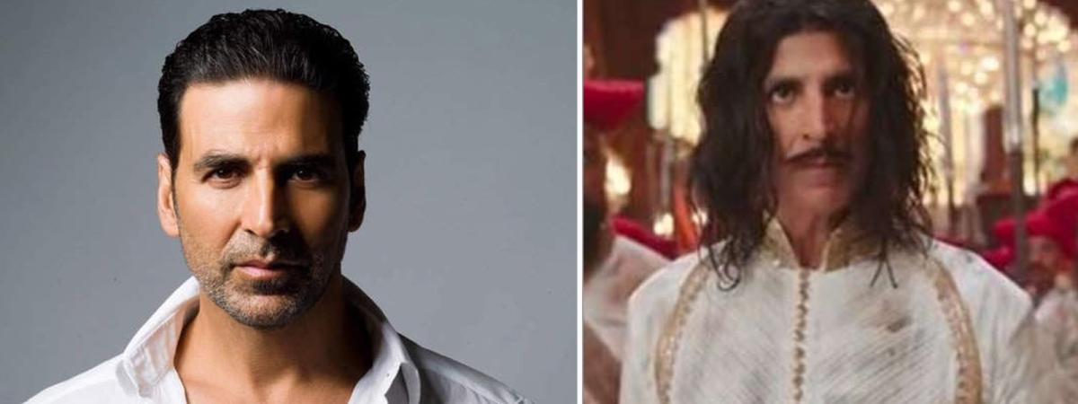 अक्षय कुमार पर लगा मराठा योद्धा के अपमान का आरोप