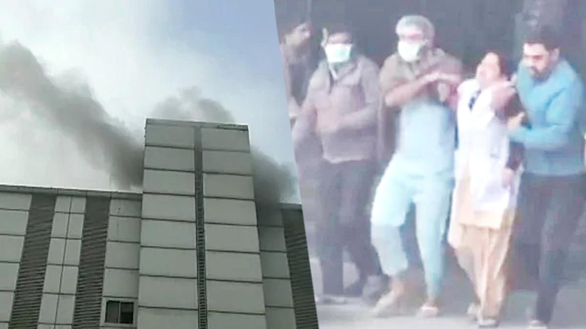 नोएडा: हॉस्पिटल में लपटों का कहर, कुछ ही घंटों में दूसरा अग्निकांड