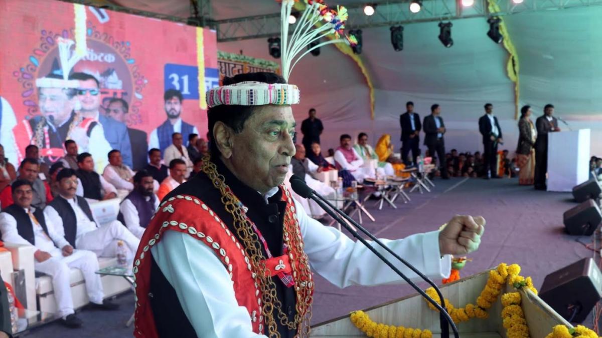 हर वर्ष मनाया जाएगा नर्मदा महोत्सव: मुख्यमंत्री कमलनाथ