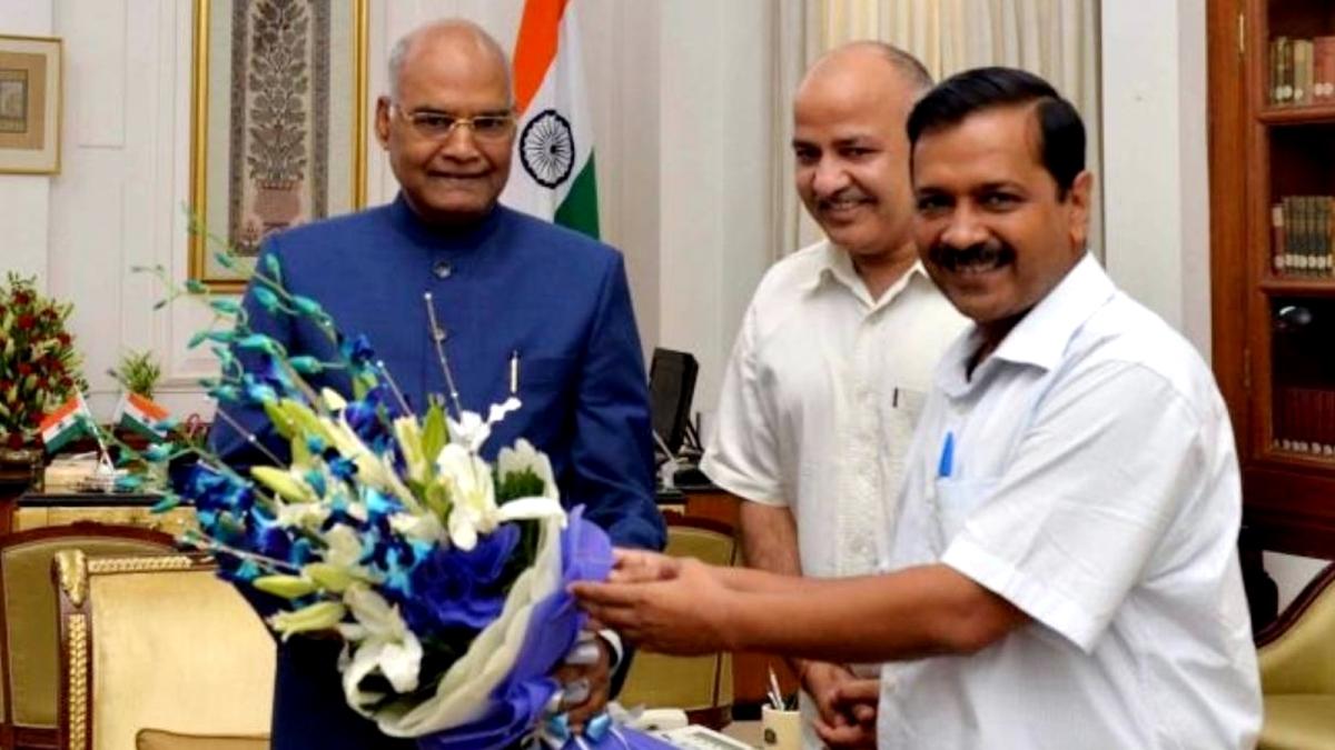 दिल्ली CM नियुक्ती के लिए राष्ट्रपति की अधिसूचना जारी