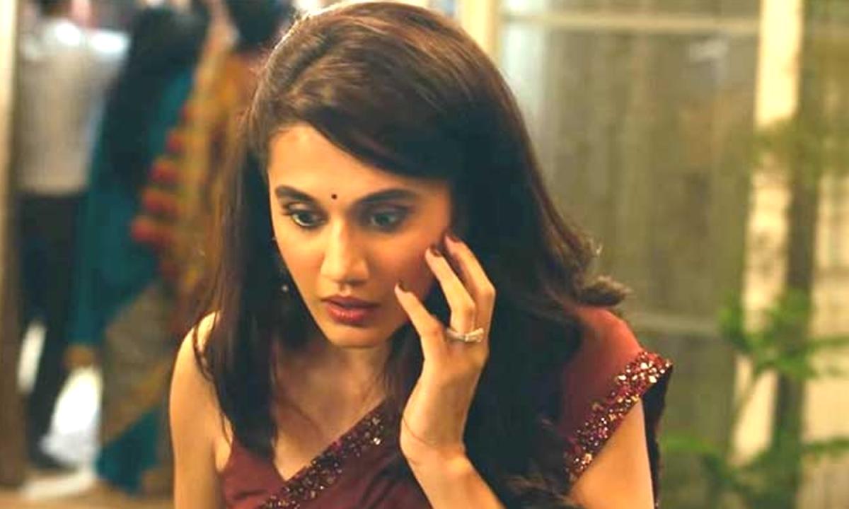 Thappad Box Office: बेहतरीन कहानी होने के बावजूद धीमी शुरुआत