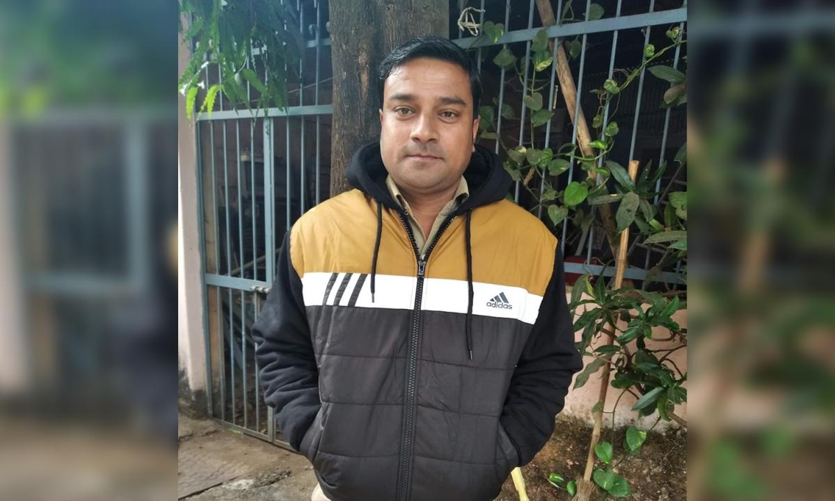 आर्थिक परेशानी से तंग आकर BSNL कर्मचारी ने लगाई फांसी