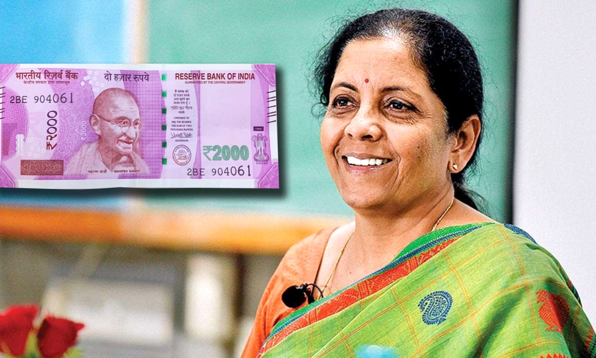 ATM से नहीं निकल रहे अब 2000 के नोट, इस पर वित्त मंत्री बोली...