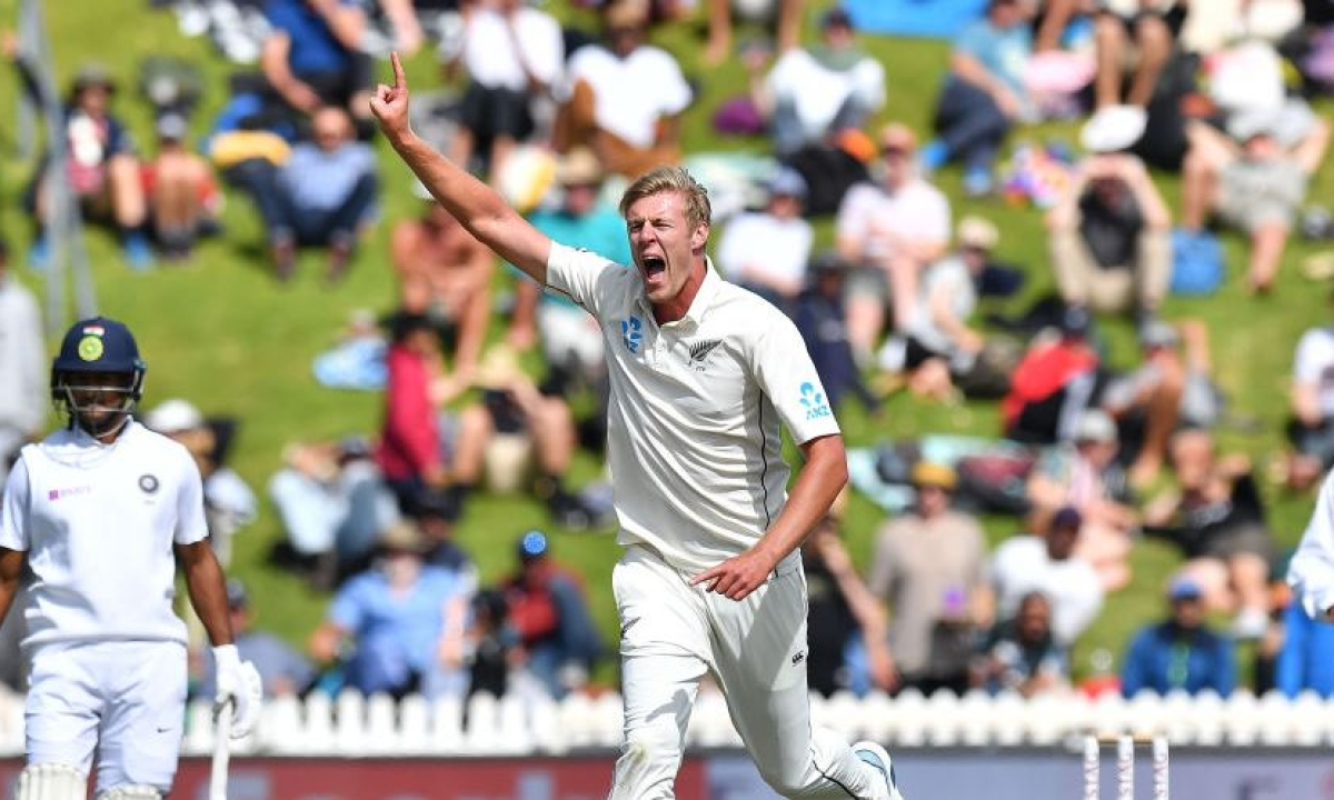 NZvIND: भारत पहले दिन सस्ते में ढेर, न्यूजीलैंड की दमदार शुरुआत