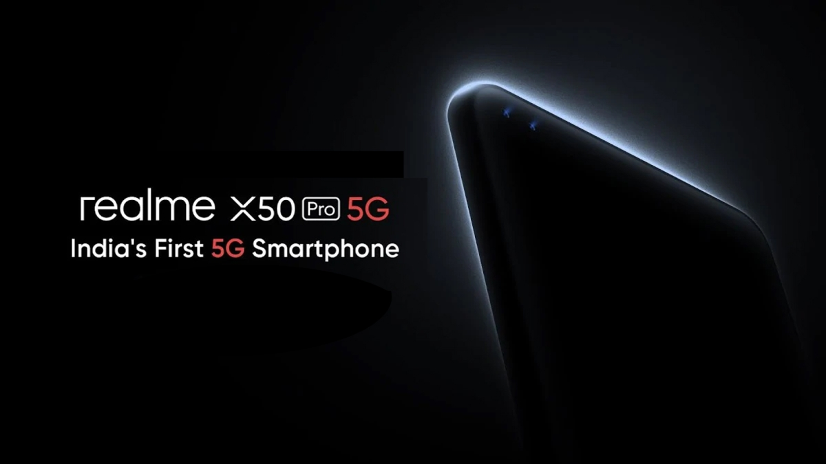 Realme X50 Pro launched in India