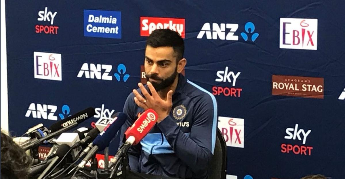 NZvIND: विश्व टेस्ट चैंपियनशिप सबसे बड़ी प्रतियोगिता: विराट कोहली
