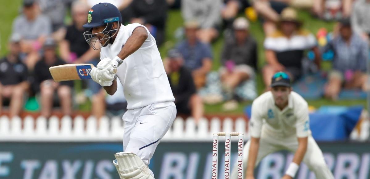 NZvIND: भारत की लड़खड़ाती पारी के बीच बारिश ने डाला खेल में खलल