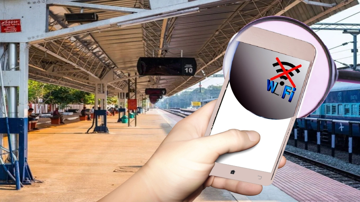Google Will Discontinue Free WiFi Service on Indian Railway Stations