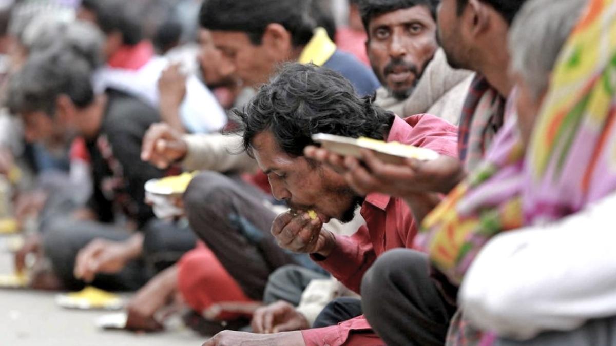 भोपाल में पुलिस की मौजूदगी में नगर निगम बांटेगी गरीबों को भोजन