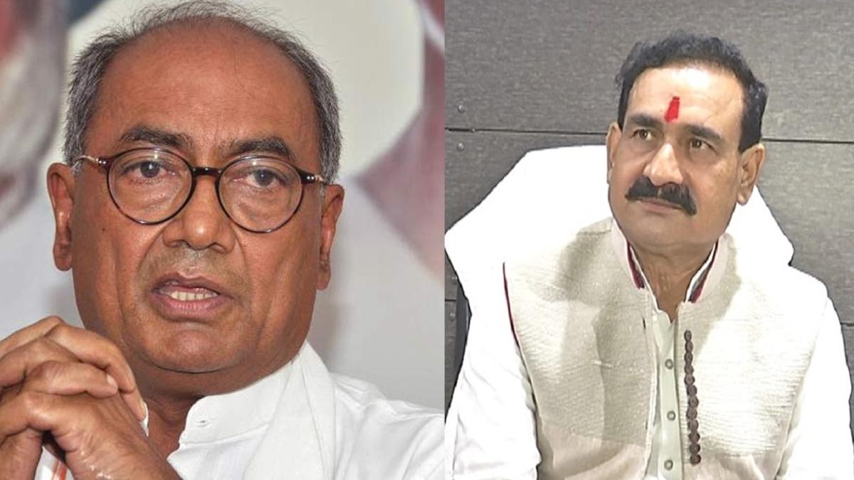 नायक और दिग्गी को घेरते हुए मिश्रा ने कांग्रेस पर छोड़े व्यंग बाण