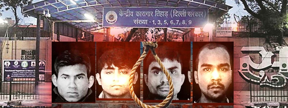 Last day Of Nirbhaya Convicts