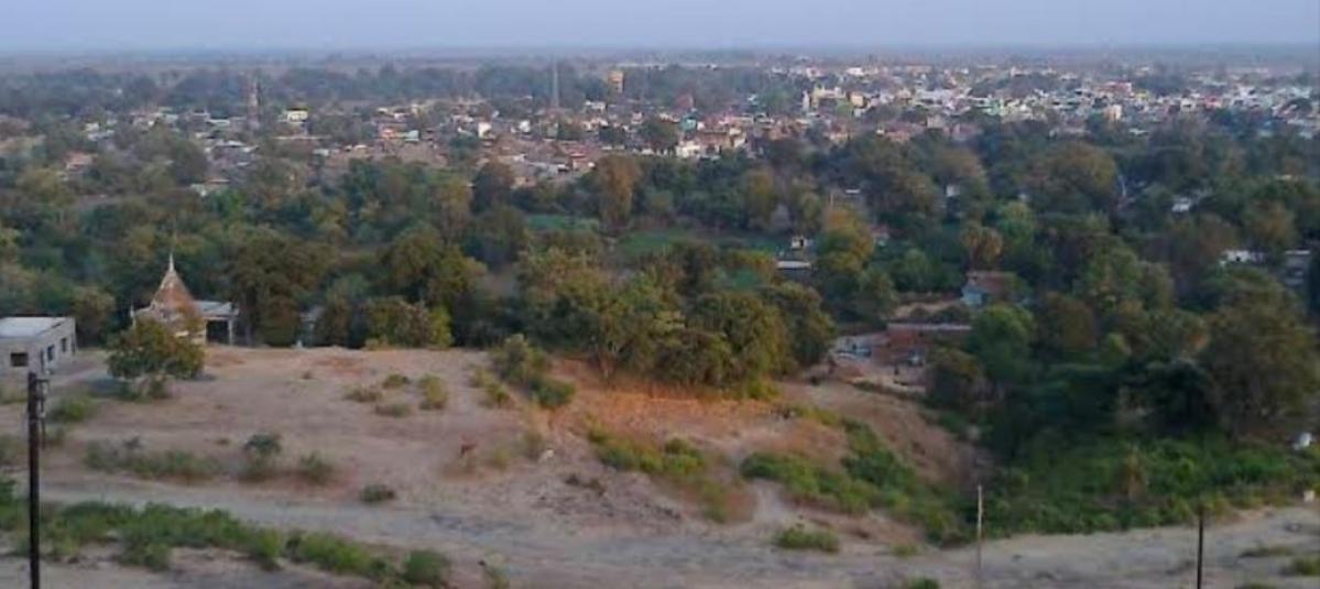मध्यप्रदेश में स्थित सिरोंज नगर