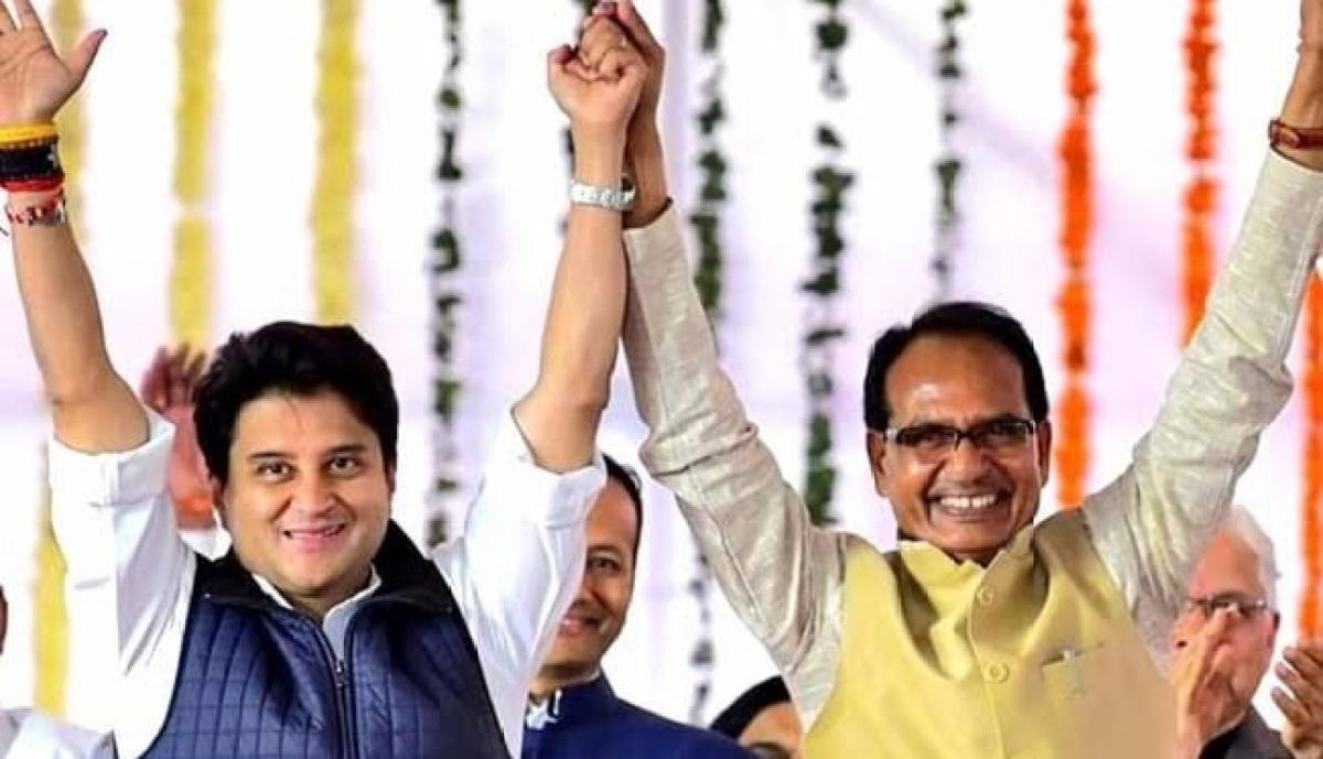 कमलनाथ सरकार से नाराज सिंधिया, क्या शिव के राज में कामयाब रहेंगे?