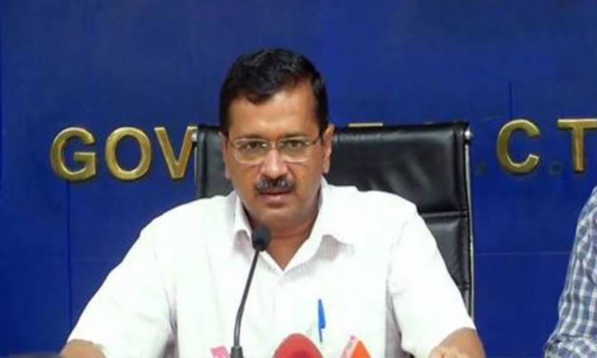 CM केजरीवाल ने मरकज पर कहा- जिम्मेदार लोगों पर सख्त कार्रवाई होगी