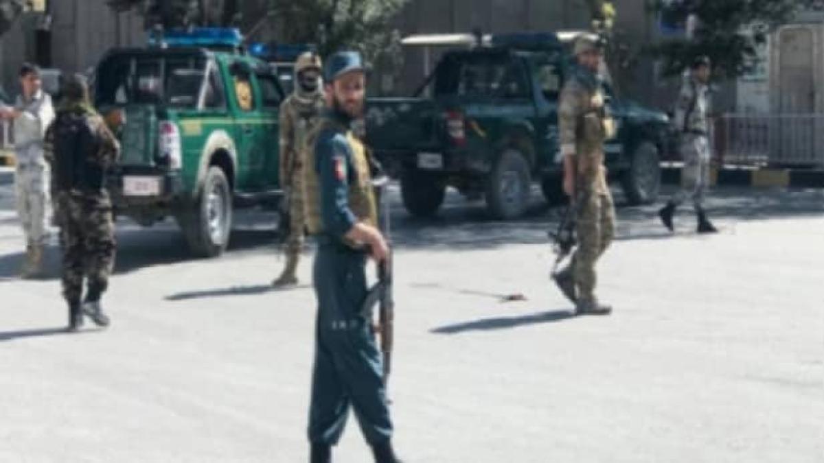 अफगानिस्तान के काबुल में गुरुद्वारे पर आतंकी हमला