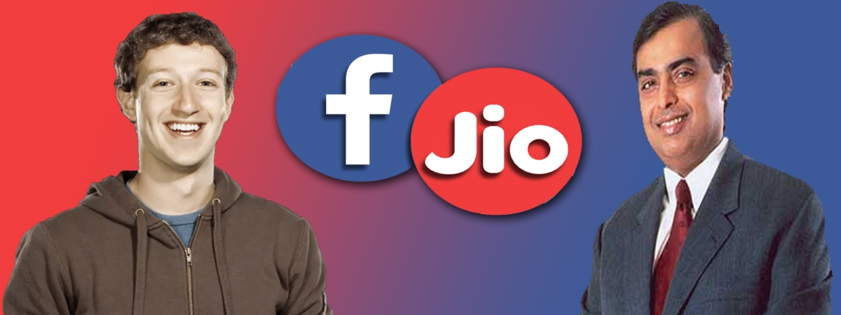 Facebook-Jio Deal