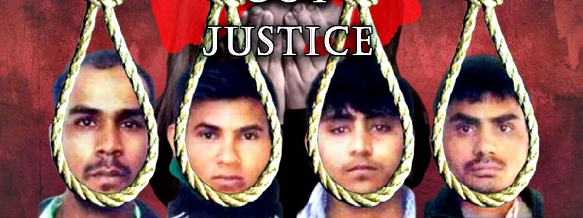 Nirbhaya Got Justice