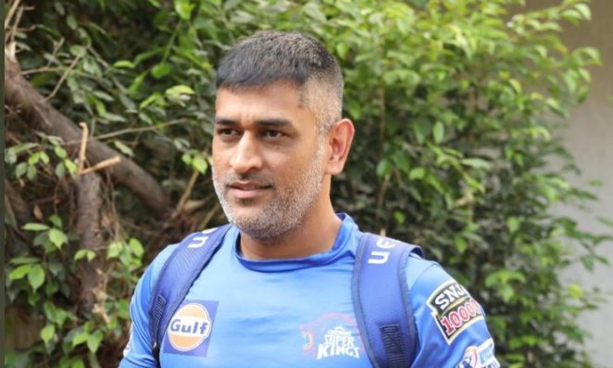 IPL: धोनी कर रहे जबरदस्त अभ्यास, लगाए 5 छक्के, देखें वायरल वीडियो