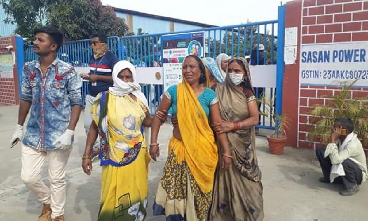 लॉक डाउन के दौरान कोयला खदान में कार्यरत संविदा कर्मी की मौत