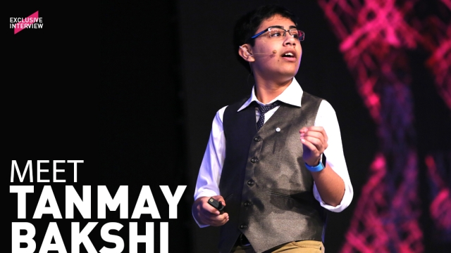 Meet Tanmay Bakshi: an exclusive interview